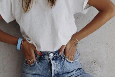 базовый гардероб, футболка, как носить футболку