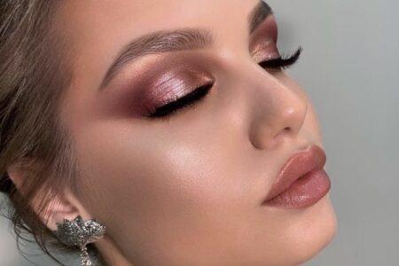 вечерний макияж,как сделать вечерний макияж