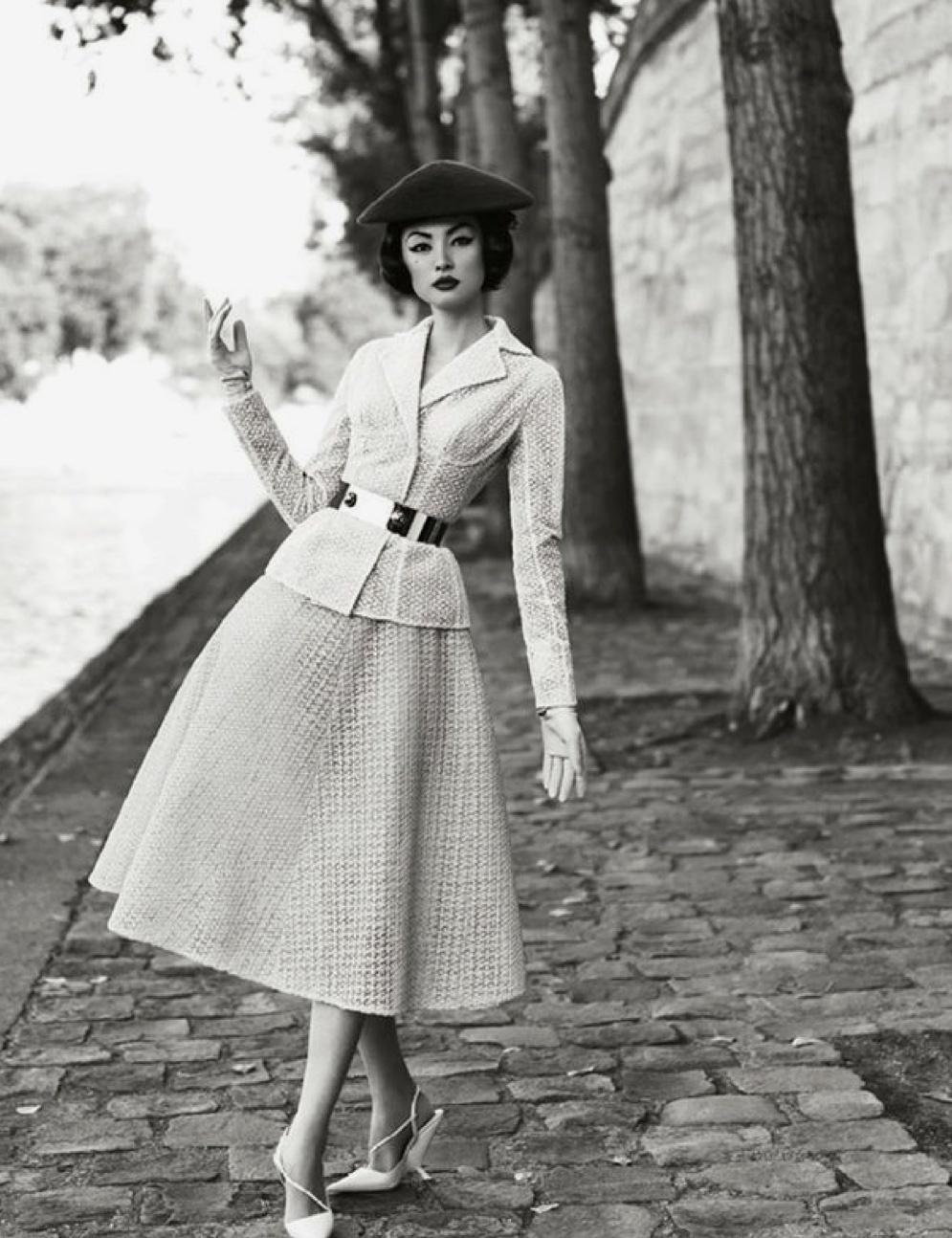 винтажный стиль, как одеваться в  стиле винтаж