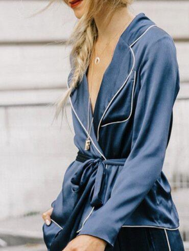 пижамный стиль, как одеваться в пижамном стиле, бельевой стиль