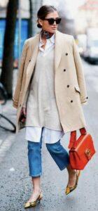 многослойность, как одеваться в стиле многослойность