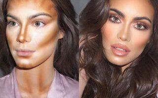 8 make up